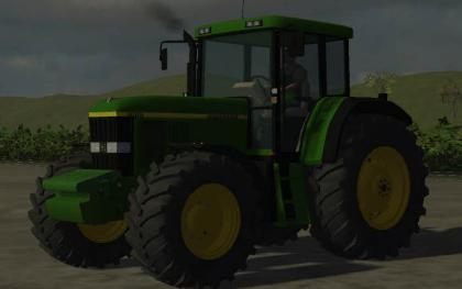 John Deere 7810 EU Fixed