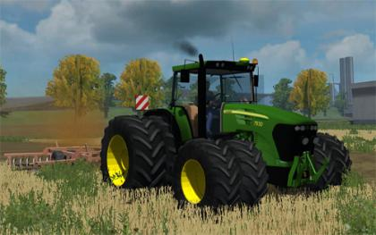 John Deere 7930 New KK