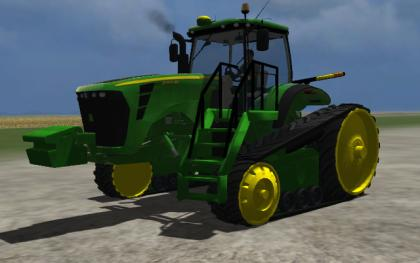 John Deere 8345rt US edition v1