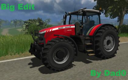 Massey Ferguson 8690 Big Edit
