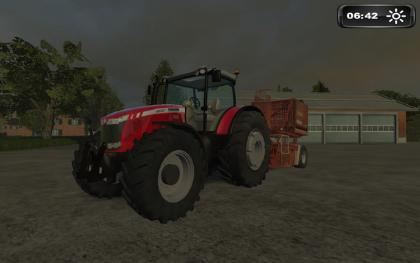 Massey Ferguson 8690 UK Edition v2