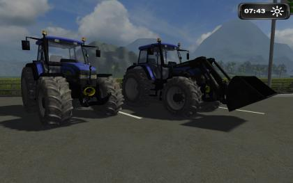 New Holland 140 pack