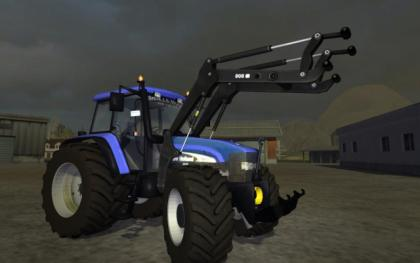 New Holland 155 FL