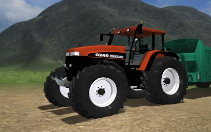 New Holland G240 v2