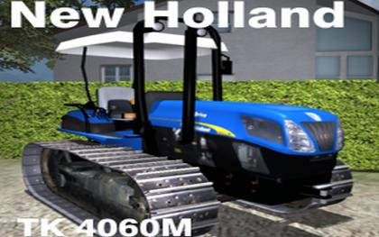 New Holland TK4060MT