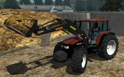 New Holland TM 115 FL v2