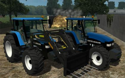 New Holland TM115 pack v2
