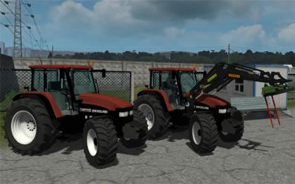 New Holland Tm 115 pack