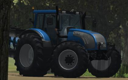 Valtra T182 Direct Blue