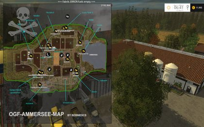 OGF AMMERSEE MAP pack