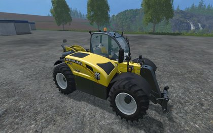 Boss New Holland LM742