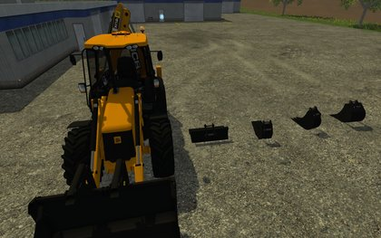 FTmodding JCB 4CX