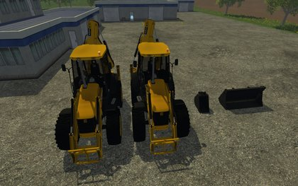 TMP JCB 4cx BETA Test1