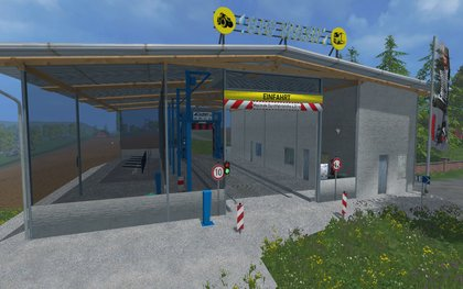 Placeable CarWash
