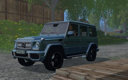 MB G65 AMG