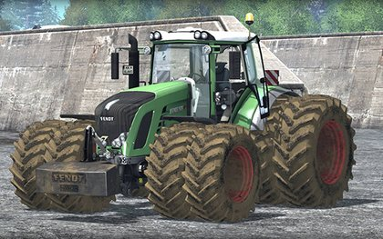 FENDT weight 2500kg