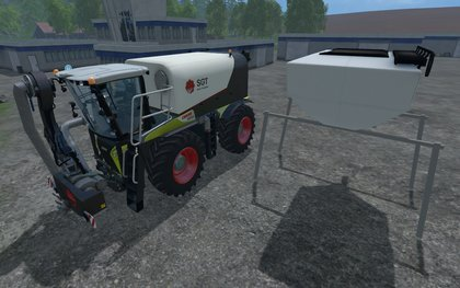 CLAAS Xerion 4000 ST