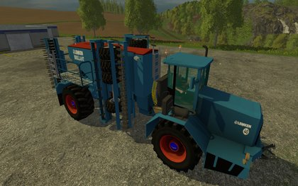 Lemken Brillant By KTNModding