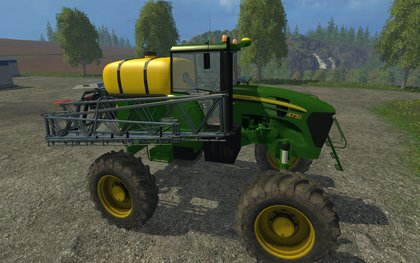 JohnDeere 4730 Sprayer