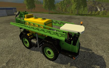 Lizard Self Propelled Sprayer