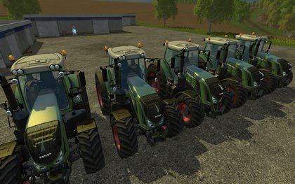 CZMOD FENDT 900 Series
