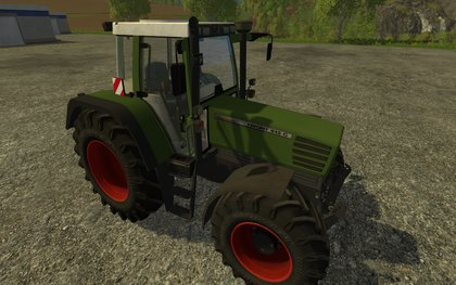 Fendt Favorit 512C v2