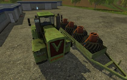 Steiger Barn Series 5500 V3