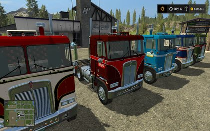Kenworth K100 1978 Pack