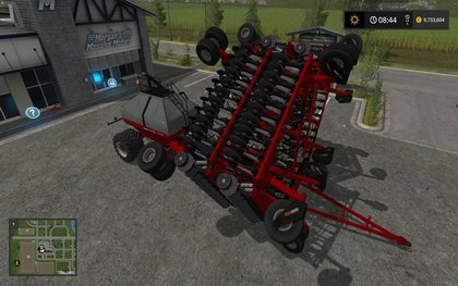 Case IH Cart Air Seeder
