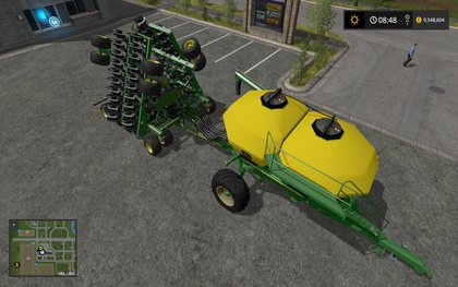 JD Air Seeder