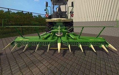 Krone EasyCollect 750
