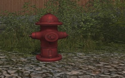 Hydrant with watertrigger