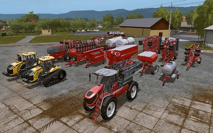 HORSCH AgroVation Vehicles