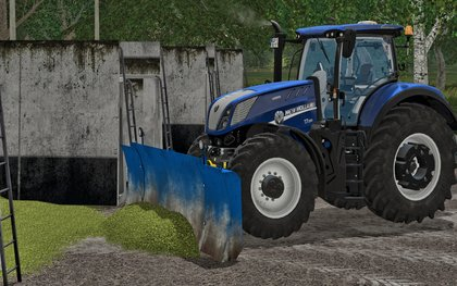 Costa Silage Shield