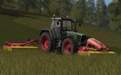 FENDT 900 Favorit Vario