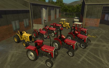 Massey Ferguson 135 And 240