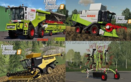 CLAAS PACK BY JBK com