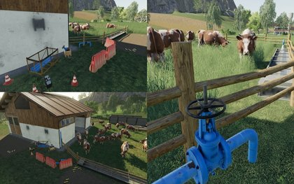 Animal Pen Extension
