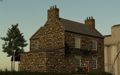British Farmhouse