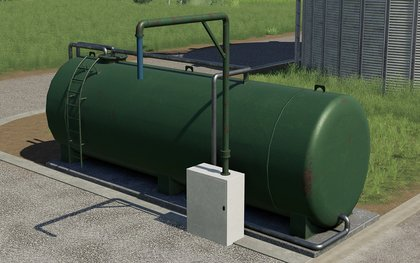 Fertilizer Tanks