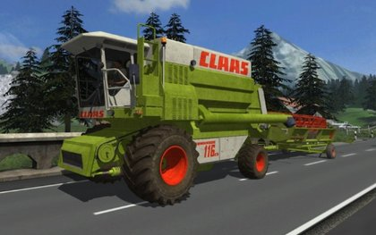 Claas Commandor 116CS V2 pack