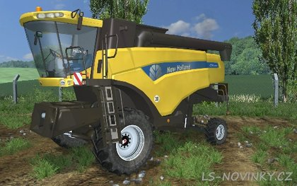 New Holland Hillside cx5080