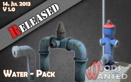 Waterpack pack