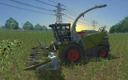 Mr Claas Jaguar 980