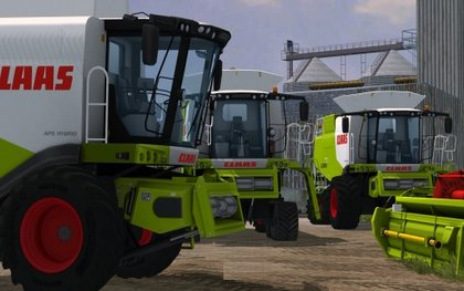 MrClaas Lexion 7series