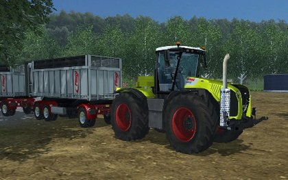 Mr Claas Xerion 5000