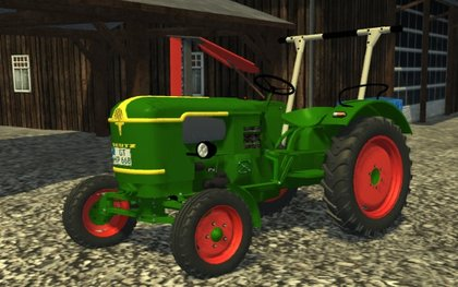 Mr DeutzD25 V2 LS13