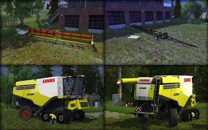 Mr Lexion 780