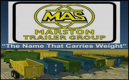 Mr Marston Trailer Pack