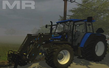 Mr New Holland TM150